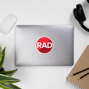 RAD Sticker 2021