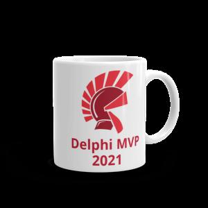 Delphi MVP 2021 Mug